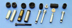 Компания ATP Auto Parts производит направляющие втулки тормозных суппортов стандартные и ремонтные, система Антизвон